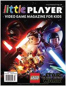 Little Player - Video Game Magazine for Kids Issue 2