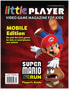 Little Player - Video Game Magazine for Kids Issue 5