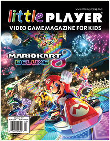 Little Player - Video Game Magazine for Kids Issue 7