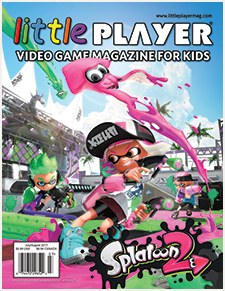 Little Player - Video Game Magazine for Kids Issue 8